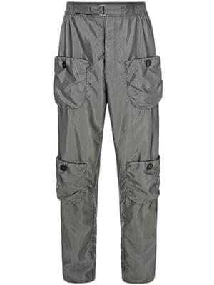 Pocket pants, £650, JWAnderson