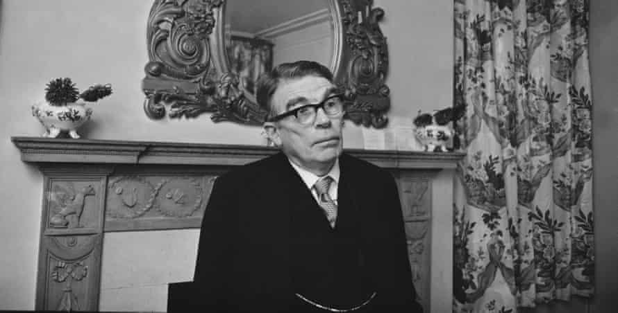Lord Patrick Devlin in December 1963.
