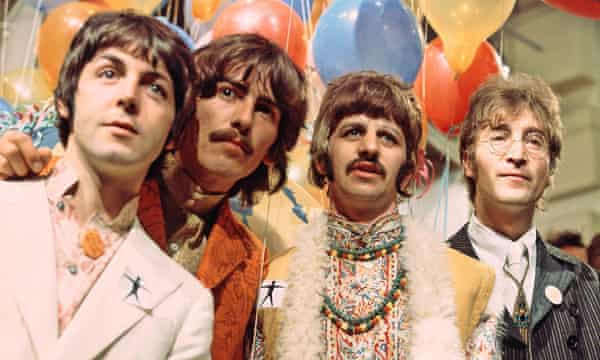 Moran riffs gleefully on the femininity of the Beatles – the kind of thing that would turn Liam Gallagher's hair white.