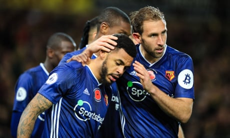 Norwich City 0-2 Watford: Premier League – as it happened