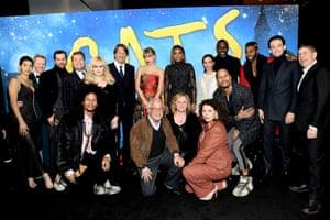 The ensemble cast.