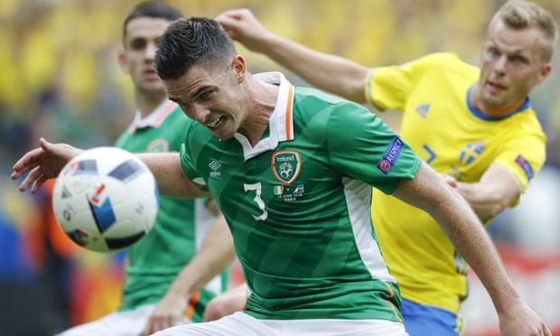 Republic of Ireland vs Sweden