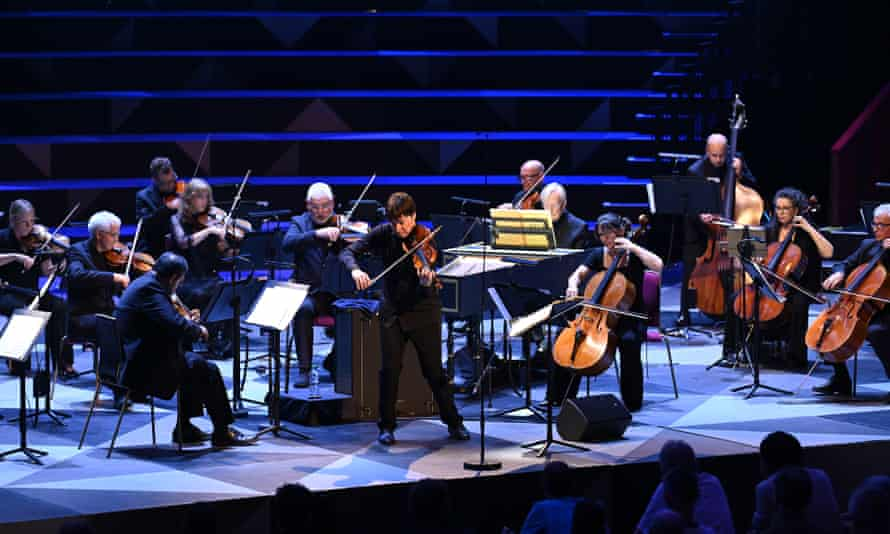 From elegance to flamboyance: The Academy of St Martin in the Fields and Joshua Bell at the BBC Proms
