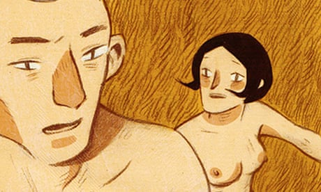 Defying Chinese censorship: a comic dedicated to nakedness