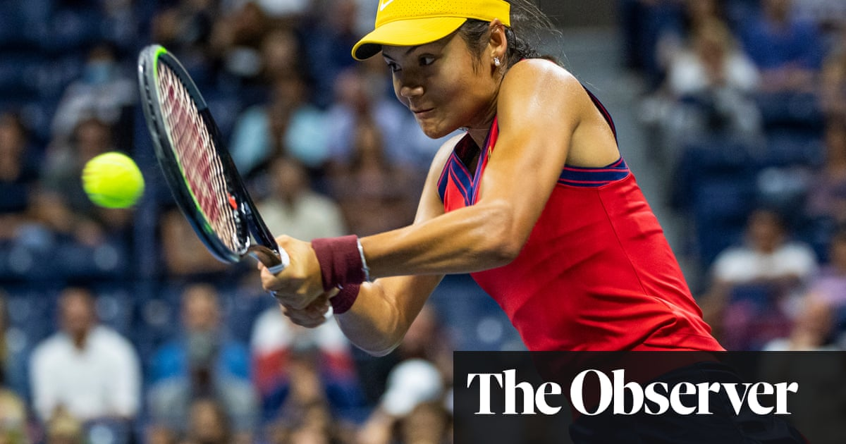 Channel 4 buys rights to Emma Raducanu's US Open final