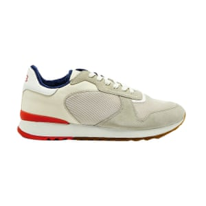 Men's trainers, £195, by Orlebar Brown, from matchesfashion.com.