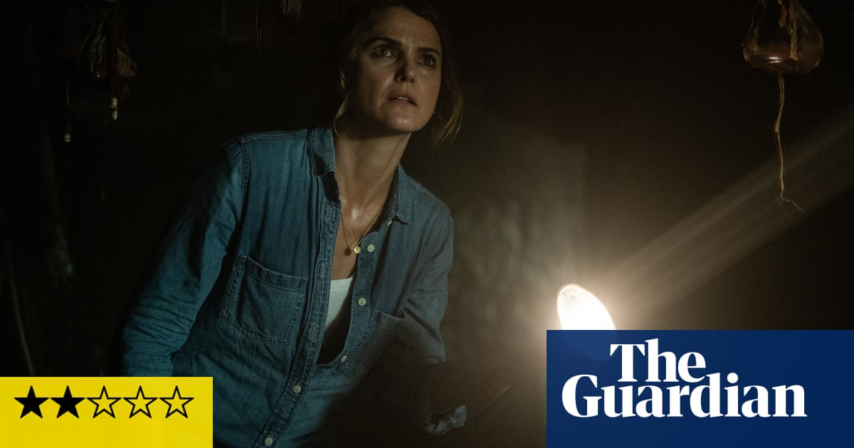 Antlers review – dull, self-serious Del Toro-produced monster movie