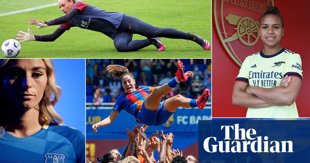 Women's transfer window: all the major deals while Euro 2020 was on