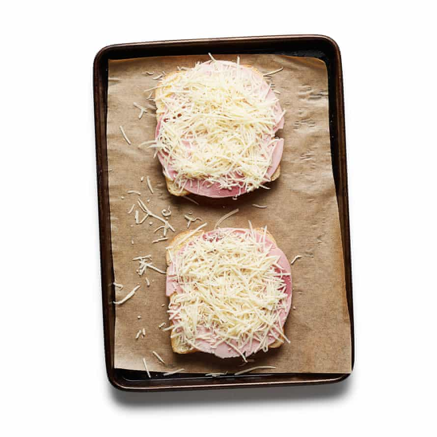 The perfect croque monsieur step 7