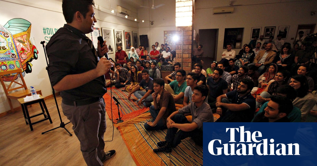 'A haven for free-thinkers': Pakistan creatives mourn loss of progressive arts space