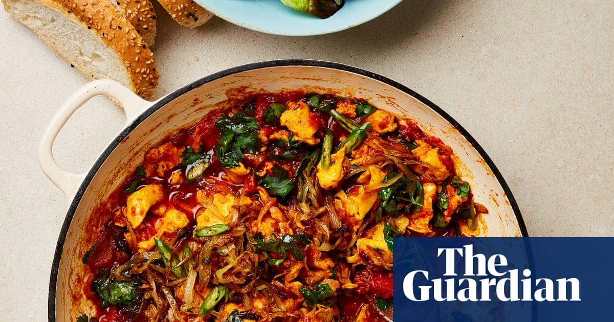 Eggs, tomatoes, feta and fruit: Yotam Ottolenghi's brunch recipes