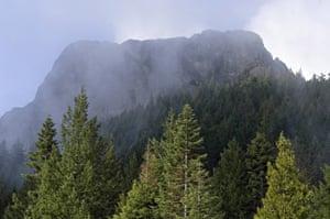 Pilot Rock in Cascade-Siskiyou National Monument, southern Oregon.