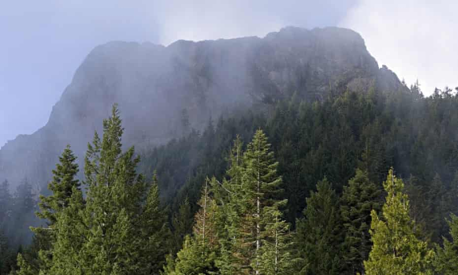 Pilot Rock rises within the Cascade-Siskiyou National Monument.