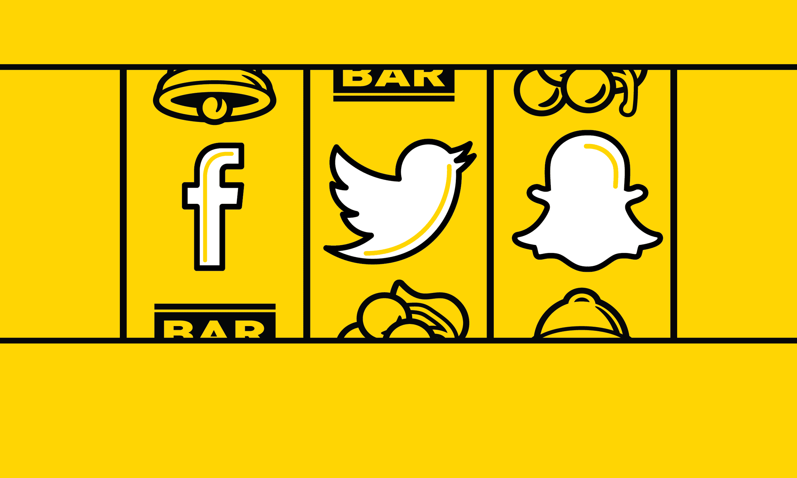 The machine always wins: what drives our addiction to social media