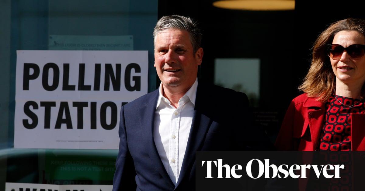 Reform electoral system or keep losing to Tories, Keir Starmer warned