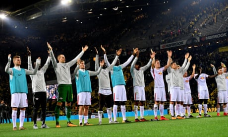 Leipzig get revenge on Dortmund in clash of pretenders to Bayern throne   Andy Brassell