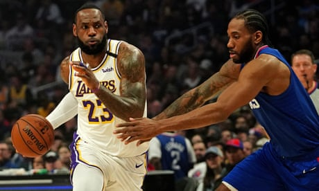 NBA set to resume action on 31 July in Orlando after Covid-19 hiatus