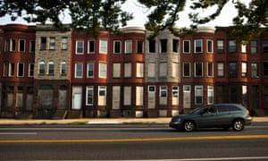 Baltimore Ferguson effect Freddie Gray