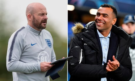 Lee Carsley appointed England Under-21 manager with Ashley Cole as assistant