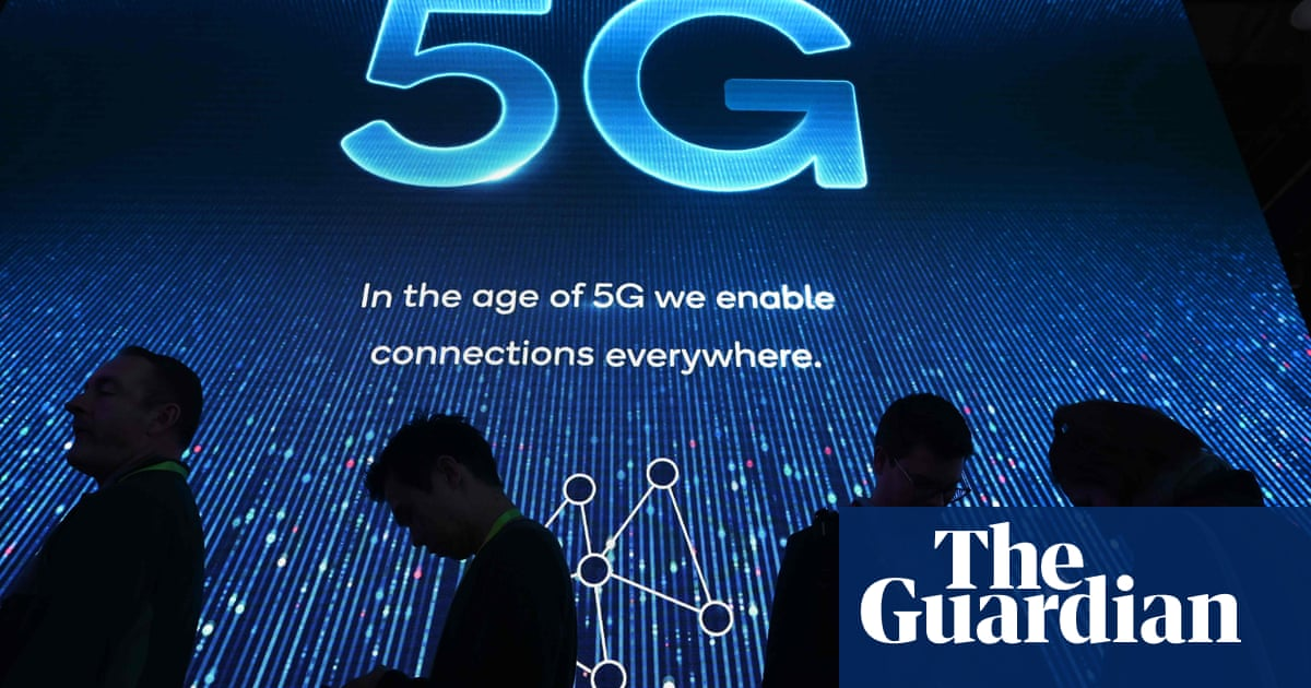 US dismisses South Korea's launch of world-first 5G network as 'stunt'