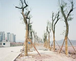 Yangtze Riverside Road, 2011