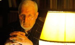 """set of """"The young Pope"""" by Paolo Sorrentino. 09/01/2015 sc.224 - ep 2 in the picture James Cromwell. Photo by Gianni Fiorito"""