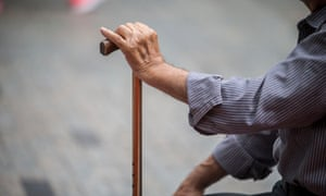 The elder abuse suggestion is part of a demand for more funding for civil law services.