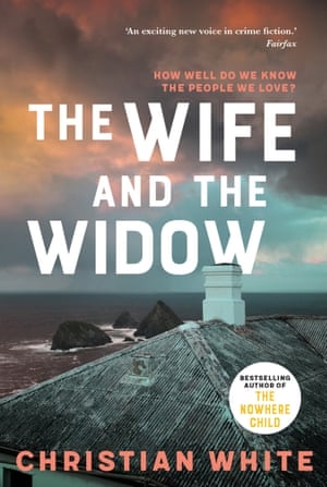 Cover image for The Wife and the Widow by Christian White
