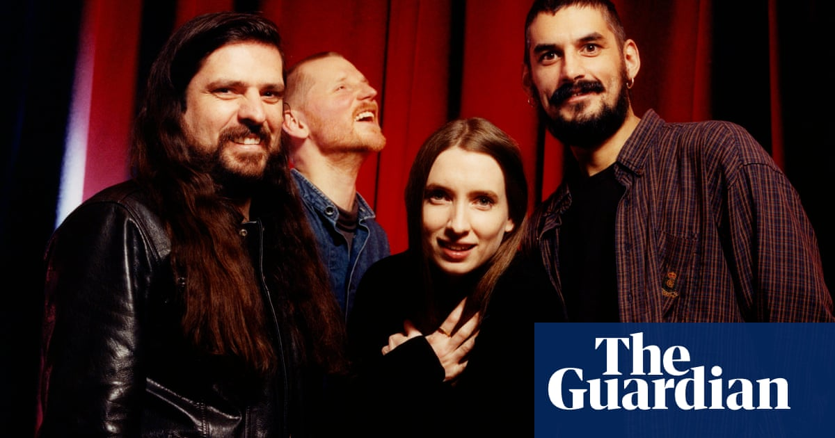 Dry Cleaning: the post-punks who sing about Meghan Markle and Müller Rice