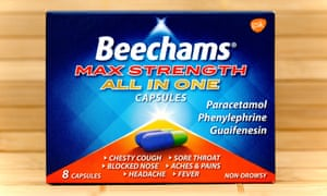 Beechams' Max Strength All In One capsules
