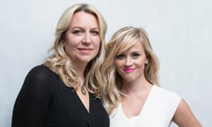 Cheryl Strayed and Reese Witherspoon