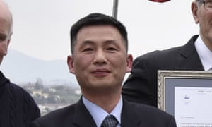Jo Song-gil left the embassy weeks before his mandate was due to end.