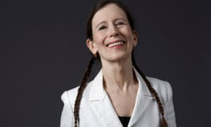 One of America's most fascinating composers … Meredith Monk.
