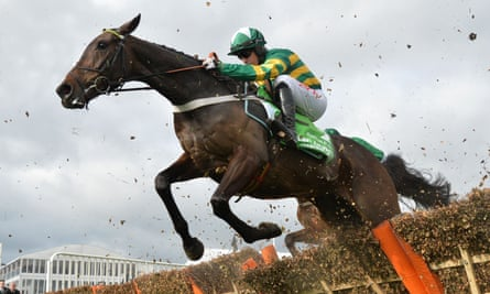 Buveur D'Air and Noel Fehily on their way to glory.