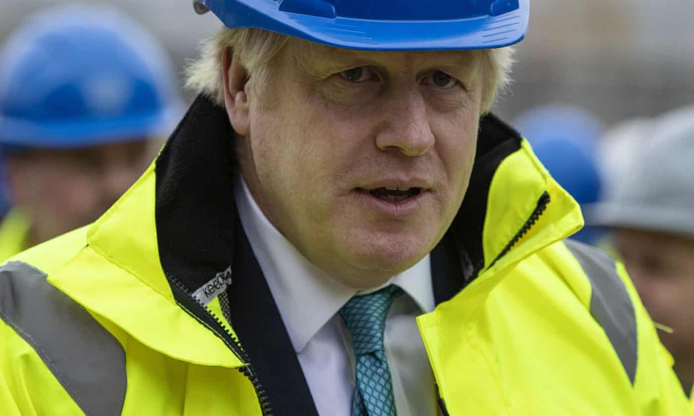 Boris Johnson set to snub election leaders' debate on climate crisis