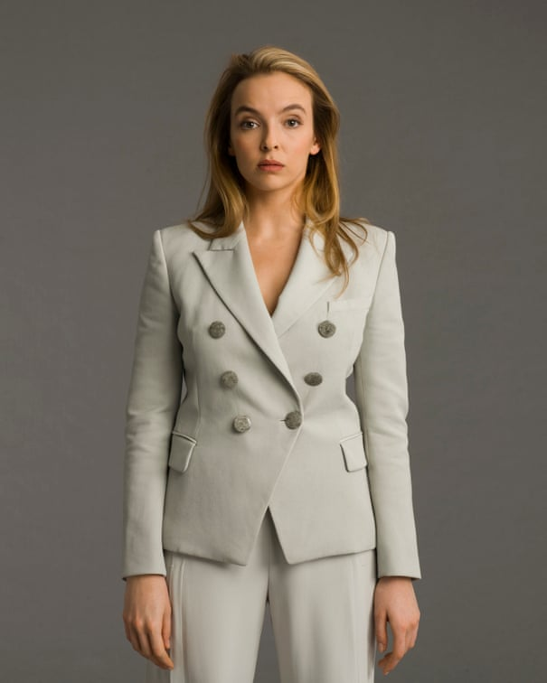 The chic assassin: Jodie Comer on playing Killing Eve's Villanelle