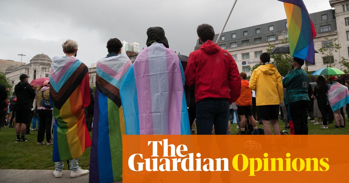 The cynical attack on Stonewall is a reminder of the need to stand up for trans rights