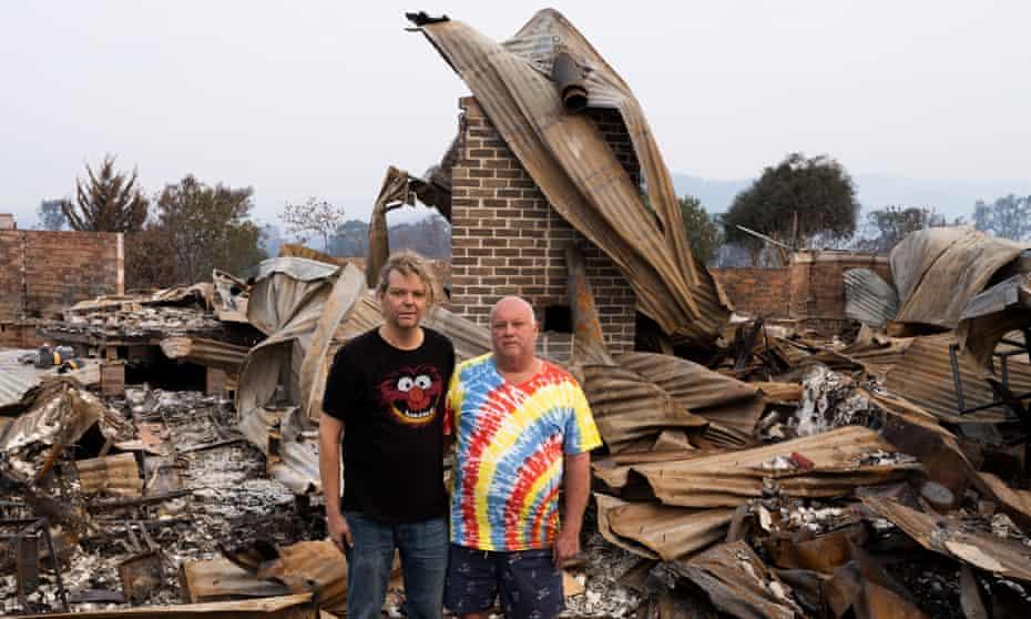 Kyle Moser and David Wilson.