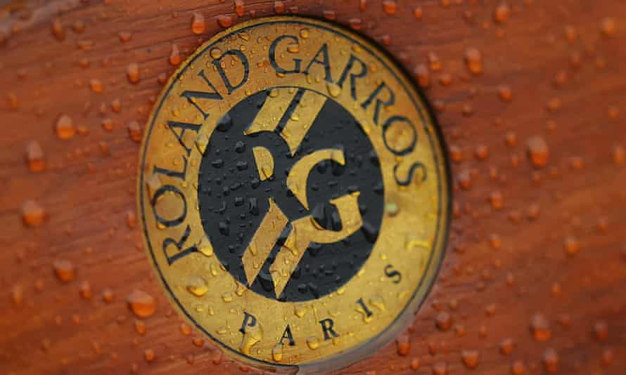 The French Open logo