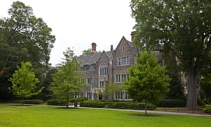 Duke University in North Carolina has said that 'to facilitate productive dialogue and move towards a peaceful resolution', the protesters would not be subject to student conduct sanctions or legal penalties.