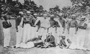 The Indigenous cricket team that toured England in 1968