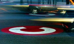 Capita runs London's congestion charge scheme.