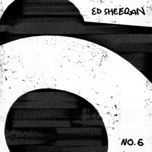 The artwork for Ed Sheeran's No 6 Collaborations Project.