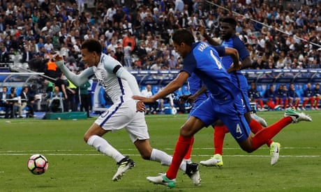 France 3-2 England: five talking points from the Stade de France | Simon Burnton