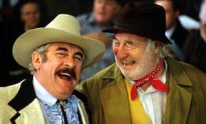 Bill Maynard obituary | Television & radio | The Guardian