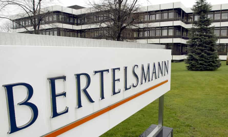 'Enormous added value' … Bertelsmann headquarters in Gütersloh, Germany.