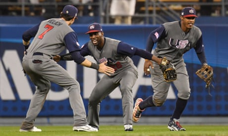 USA into first World Baseball Classic final with 2-1 win