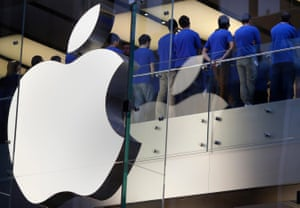 Staff members at the Apple store in Carindale, Brisbane, have been sacked and an executive has reportedly been flown to Australia to manage the fallout.