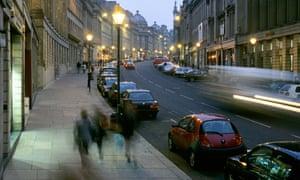 Newcastle street scene