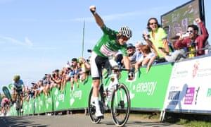 Matthieu van der Poel, Tour of Britain